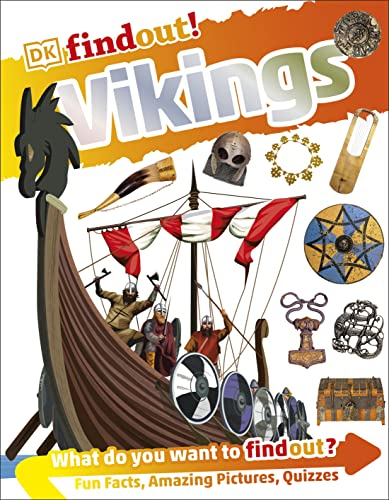 DKfindout! Vikings from DK Children