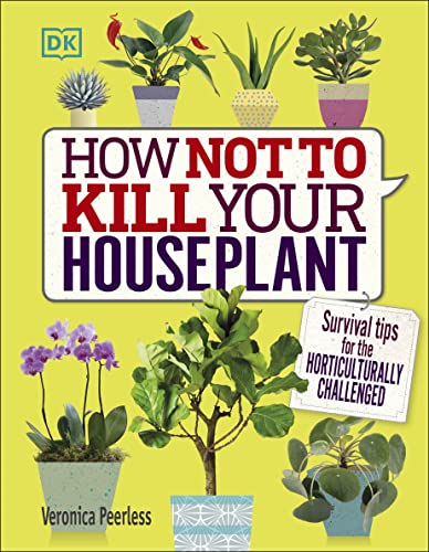 How Not to Kill Your Houseplant: Survival Tips for the Horticulturally Challenged from imusti