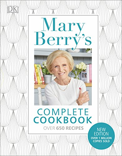 Mary Berry's Complete Cookbook: Over 650 recipes from DK