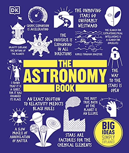 The Astronomy Book (Big Ideas) from DK
