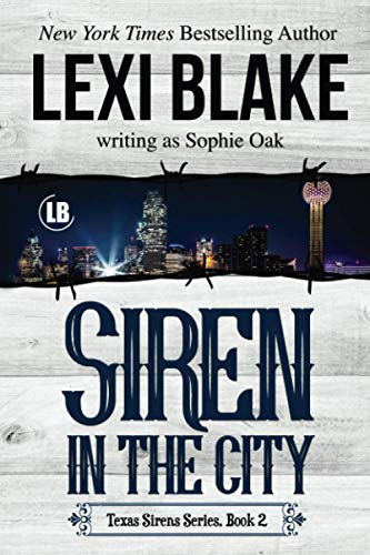 Siren in the City: Texas Sirens, Book 2: Volume 2 from DLZ Entertainment