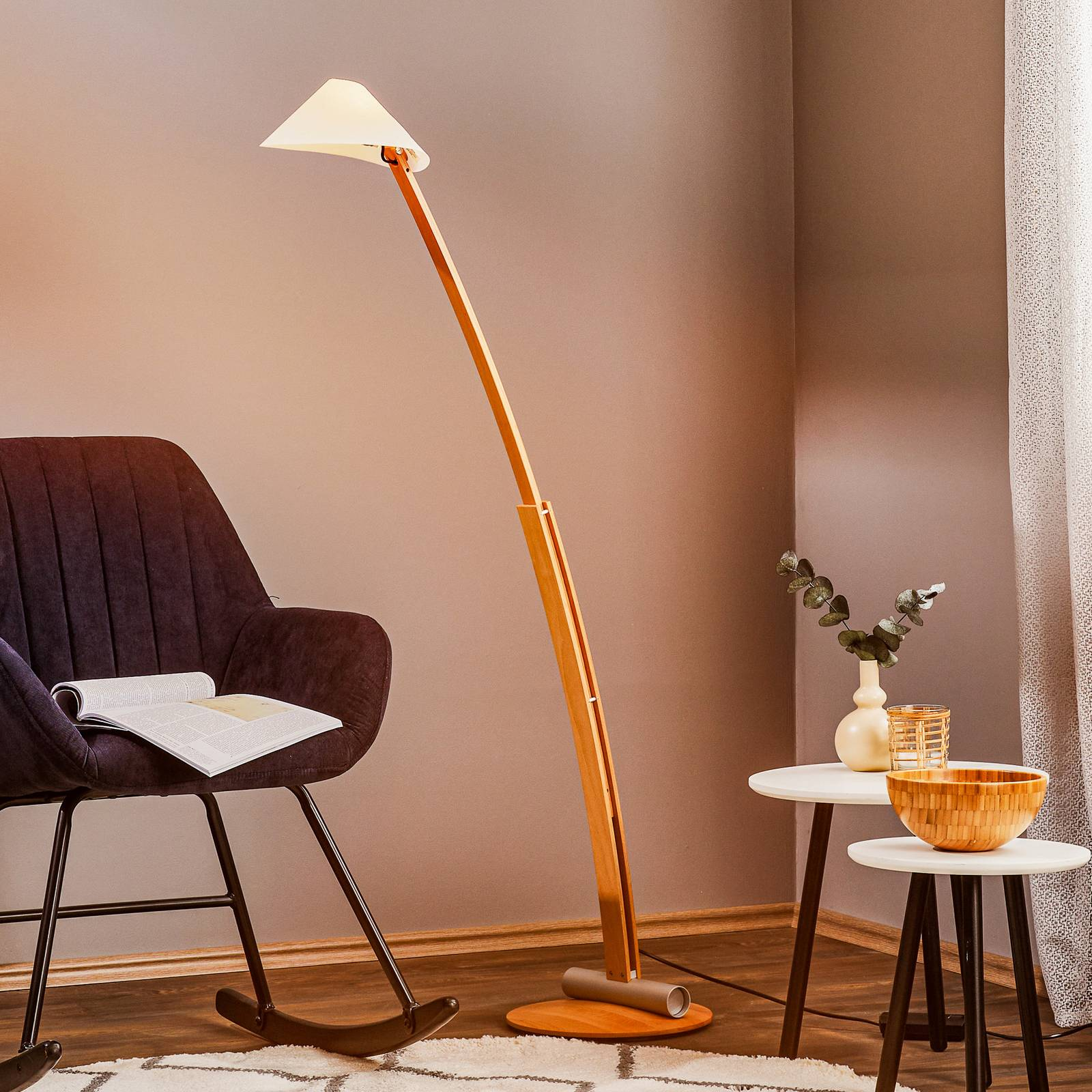 Beautiful floor lamp Bolino from Domus