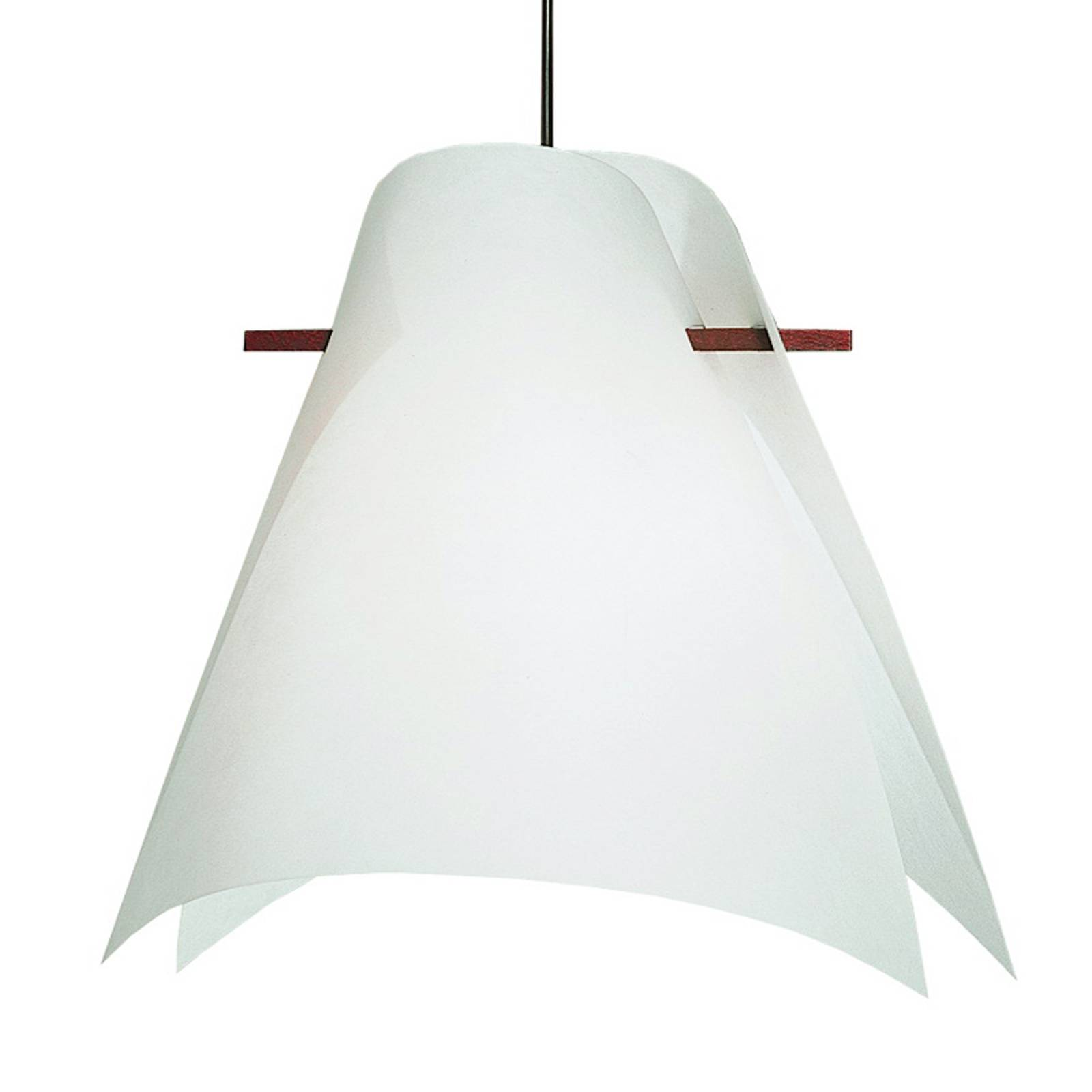 Beautiful pendant lamp Plan B, chestnut from Domus