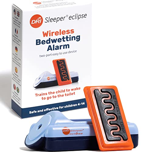 DRI Sleeper Eclipse Wireless Bed Wetting Alarm from DRI Sleeper
