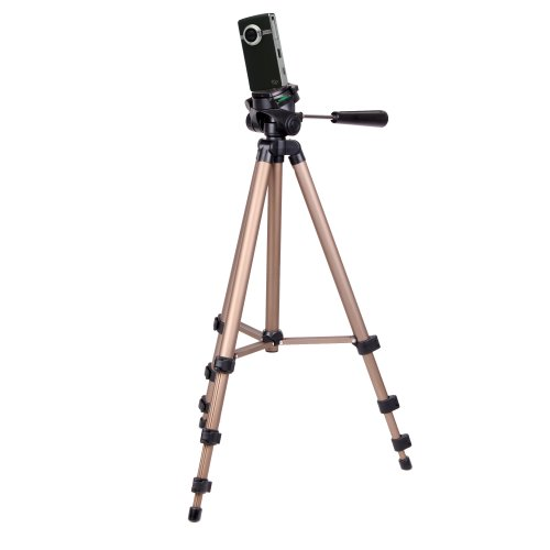 DURAGADGET Lightweight & Ultra-Portable Collapsible Tripod - Compatible with the Flip Ultra HD 8GB Video Camcorder from DURAGADGET