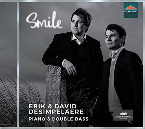 Smile - Piano & Double Bass [Erik Desimpelaere; David Desimpelaere] [Dynamic: CDS7809] from DYNAMIC