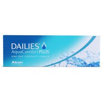 Dailies AquaComfort Plus 30 Pack Contact Lenses from Dailies