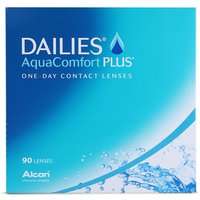 Dailies AquaComfort Plus 90 Pack Contact Lenses from Dailies