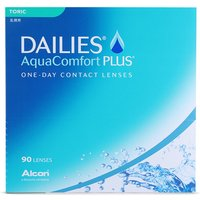 Dailies AquaComfort Plus Toric 90 Pack Contact Lenses from Dailies