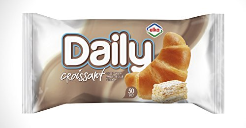 Pack of 20 Daily Croissants (Creame) from Daily