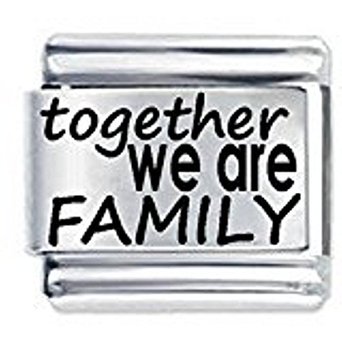 Daisy Charm Together we are Family - fits Nomination Classic from Daisy Charm