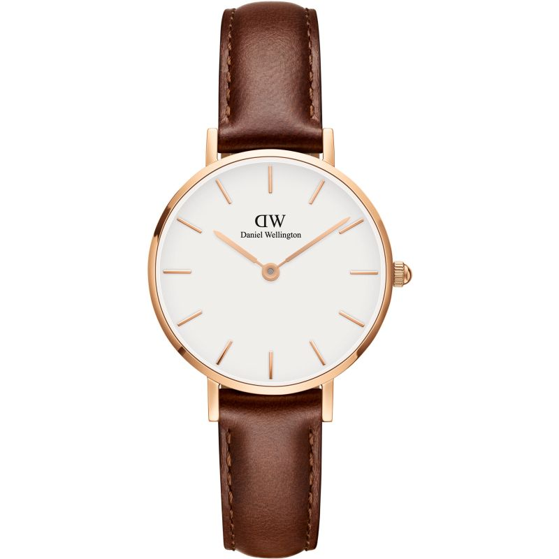 Ladies Daniel Wellington Classic Petite 28 St Mawes Watch from Daniel Wellington