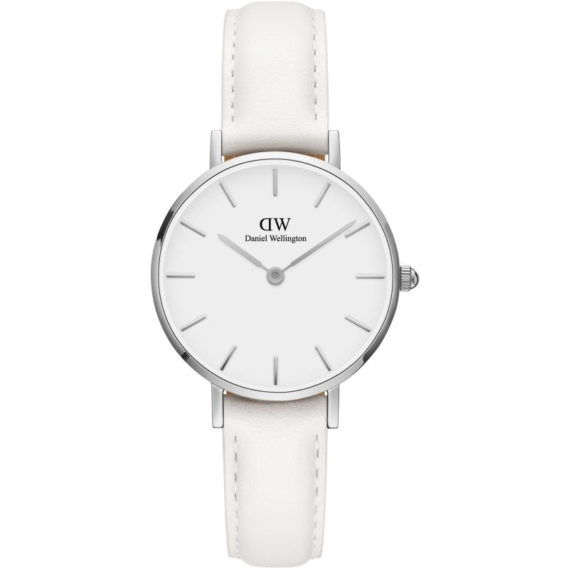 Ladies Daniel Wellington Petite 28 Bondi White Watch from Daniel Wellington