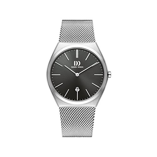 DANISH DESIGN Mens Analogue Quartz Watch with Stainless Steel Strap IQ64Q1236 from Danish Design