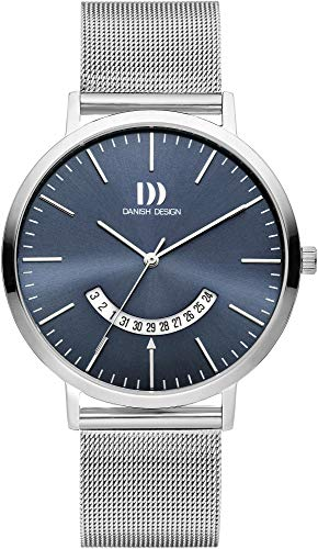 Danish Design Mens Analogue Quartz Watch with Stainless Steel Strap IQ68Q1239 from Danish Design