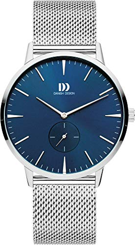 Danish Design Mens Analogue Quartz Watch with Stainless Steel Strap IQ68Q1250 from Danish Design