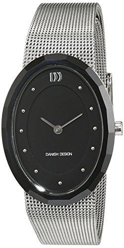 Danish Design Womens Analogue Quartz Watch with Stainless Steel Strap IV63Q1170 from Danish Design