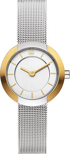 Danish Design Womens Analogue Quartz Watch with Stainless Steel Strap IV65Q1073 from Danish Design