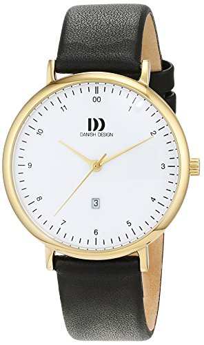 Danish Design Womens Analogue Quartz Watch with Stainless Steel Strap IV15Q1188 from Danish Design