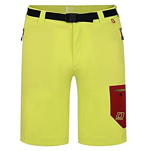 Dare2B Men's Paradigm Shorts, Lime Punch, 34-Inch from Dare 2b