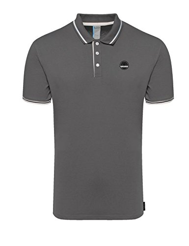Dare2B Men's Precedent T-shirts/polos/vests, Smokey Grey, Small from Dare 2b