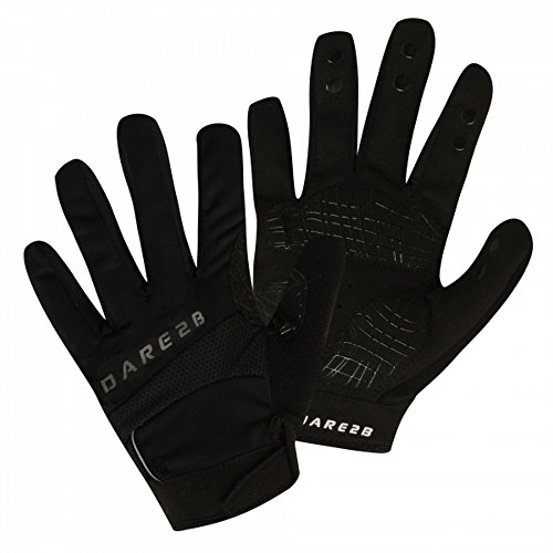 Dare2B Men's Seize Gloves, Black/Black, Large from Dare 2b