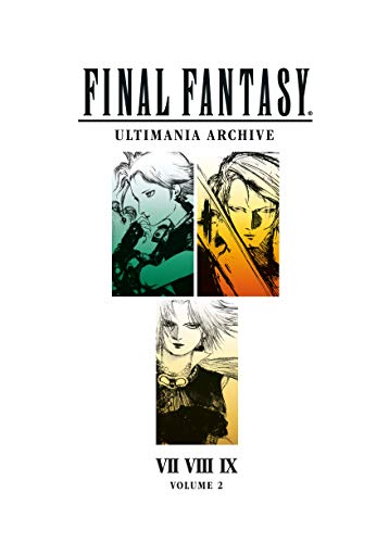 Final Fantasy Ultimania Archive Volume 2 from Dark Horse Books