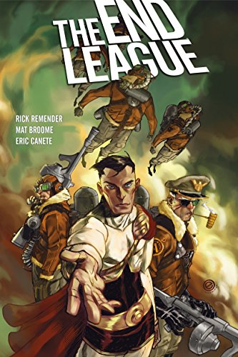 End League Library Edition, The from Dark Horse Comics