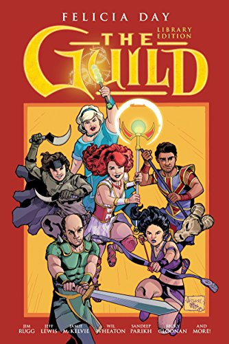 Guild Library Edition Volume 1, The (The Guild) from Dark Horse Comics