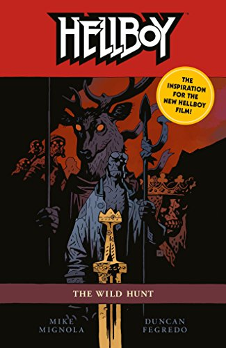 Hellboy: The Wild Hunt (2nd Edition) 2nd Edition from Dark Horse Comics