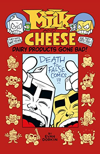 Milk and Cheese: Dairy Products Gone Bad from Dark Horse Comics