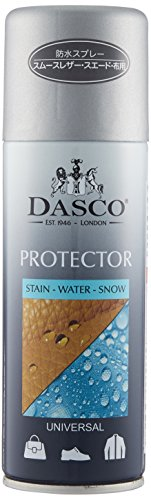 """Dasco Leather Protector"" Protects leather, suede, fabric and wool surfaces against penetration of water and oil from Dasco"