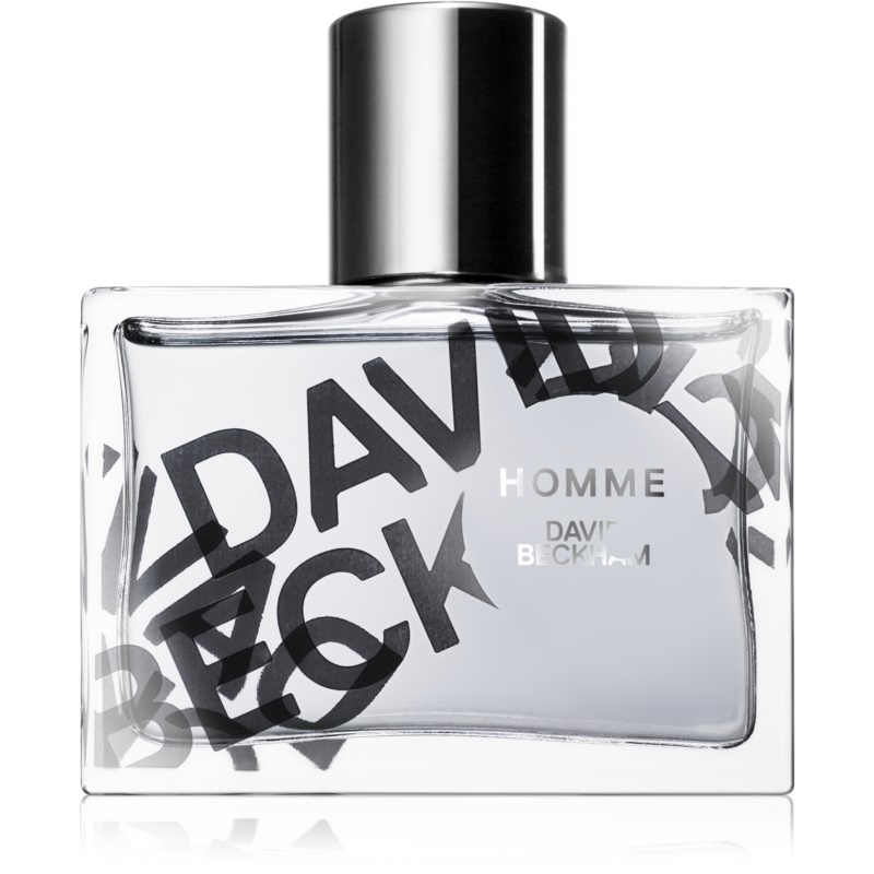 David Beckham Homme Eau de Toilette for Men 30 ml from David Beckham