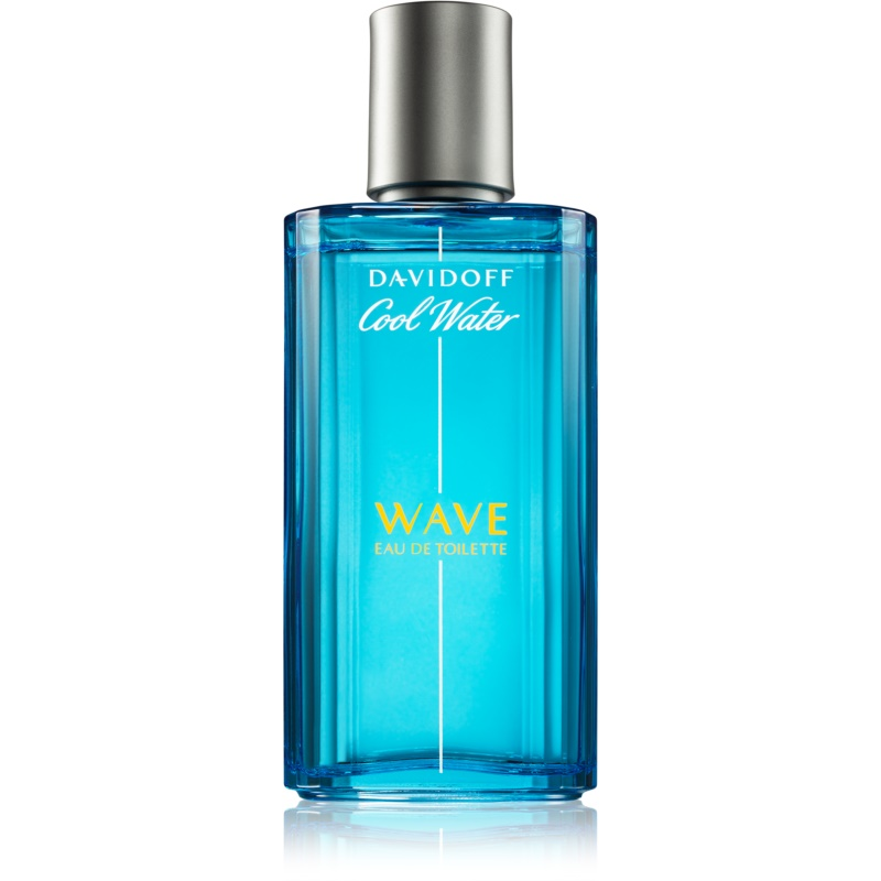 Davidoff Cool Water Wave Eau de Toilette for Men 75 ml from Davidoff