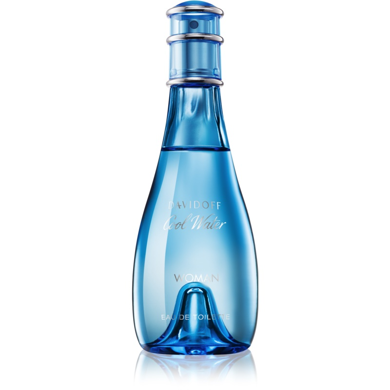 Davidoff Cool Water Woman eau de toilette for Women 50 ml from Davidoff