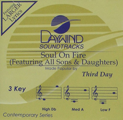Souls On Fire from Daywind