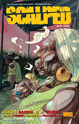 Scalped Book Three from Vertigo