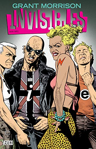 The Invisibles Book Three from Vertigo