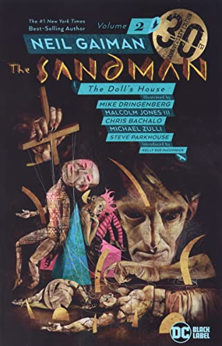 The Sandman Volume 2: The Doll's House 30th Anniversary Edition from Vertigo