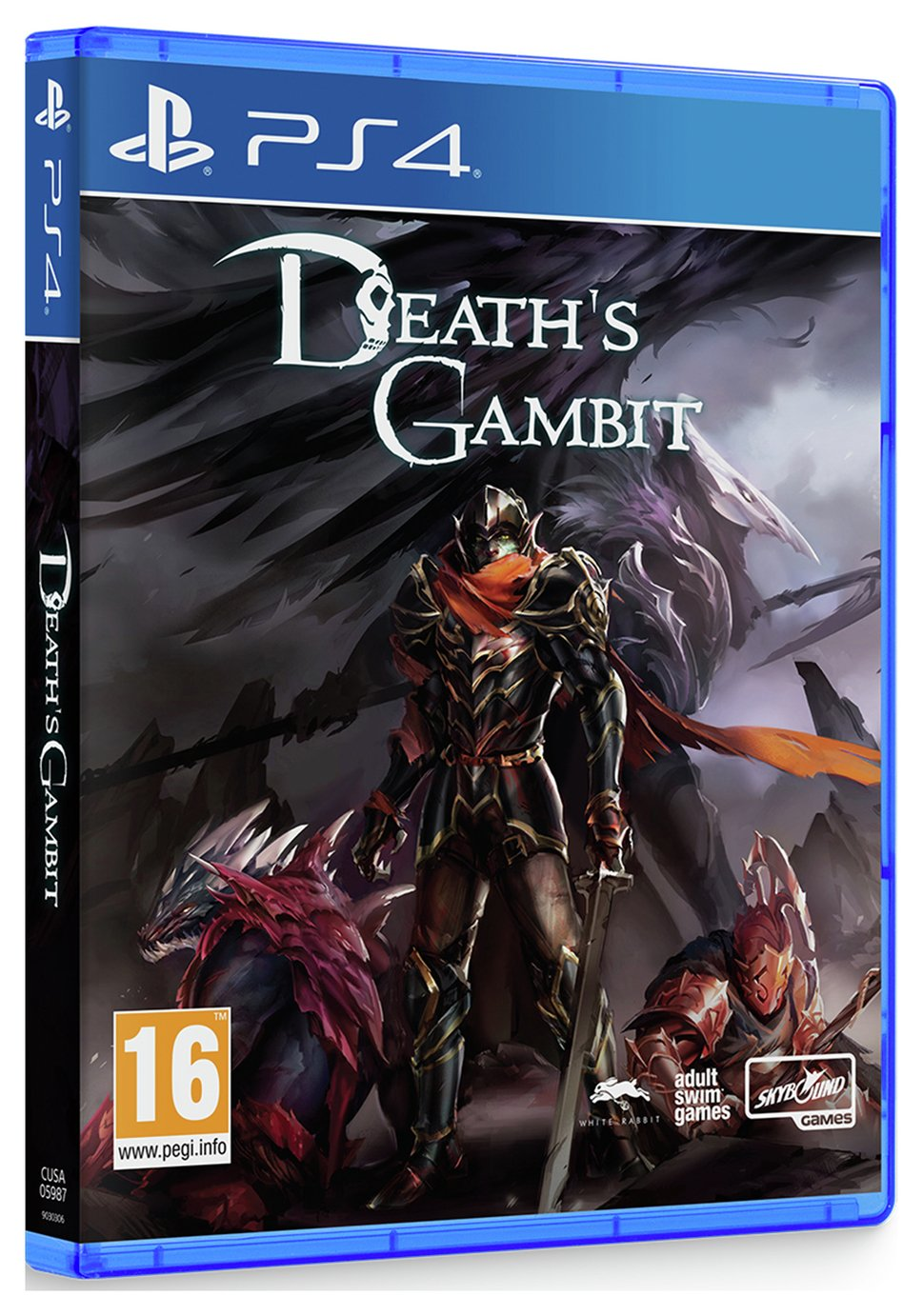Death's Gambit PS4 Game from Death's Gambit