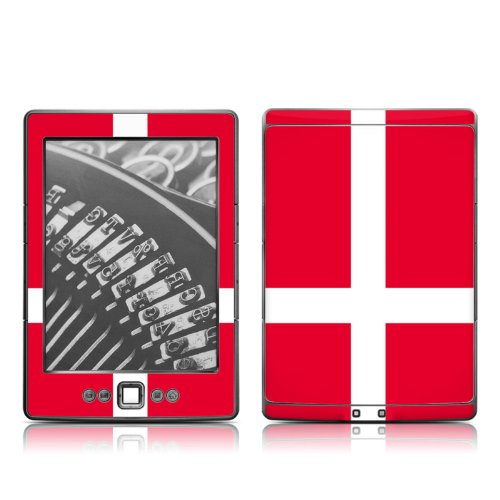 DecalGirl Kindle Skin - Flags - Denmark from DecalGirl