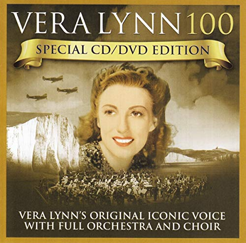 Vera Lynn 100 -CD+DVD- from Decca
