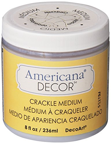 Deco Art Americana Decor Crackle Medium 8 Oz-Clear from Deco Art