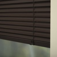 25mm Premier Aluminium Blinds Mocca from Decora Blinds