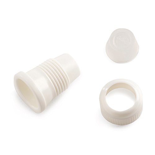 Decora Standard Coupler with Cap, White, 12 x 7 x 3 cm from Decora