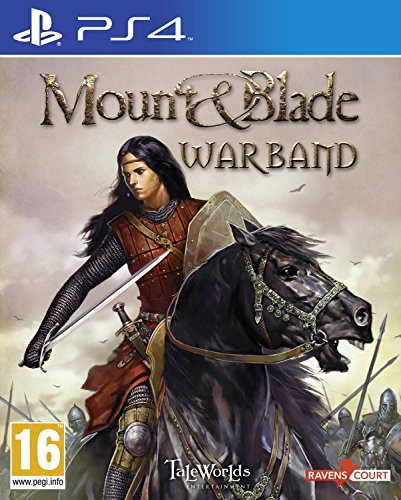 Mount & Blade : War band (PS4) from Deep Silver