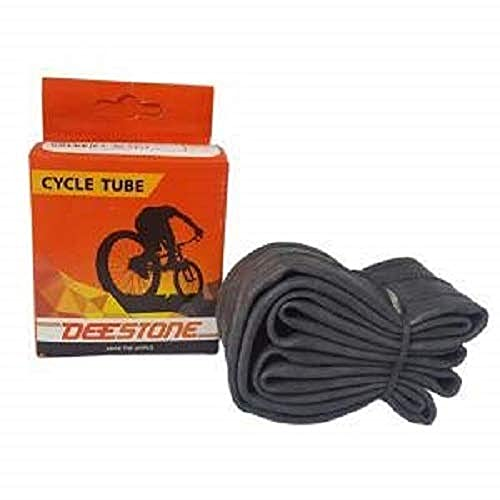 Deestone Campagnolo Cycle Tube, 12 x 1-2 x 1.75 x 2, 1/4, Motorcycle Valve from Deestone
