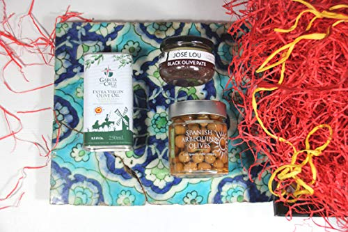 All Things Olive Gift Tray from Delicioso