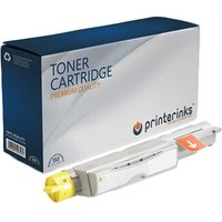 Dell 593-10123 Yellow High Capacity Remanufactured Laser Toner Cartridge from Dell