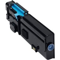 Dell 593-BBBT (TW3NN) Cyan Original High Capacity  Laser Toner Cartridge from Dell